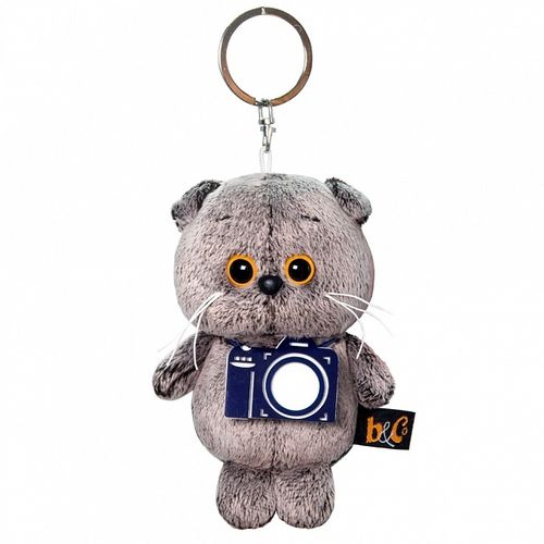 Key ring Basik with a photo camera