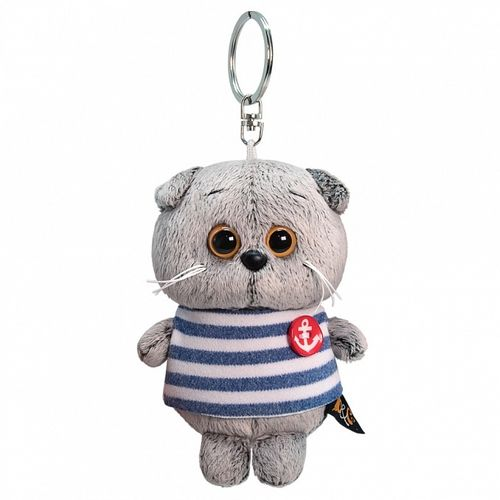 Key ring Basik in striped vest